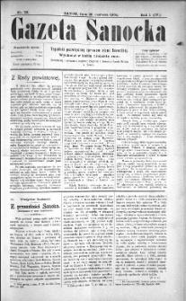 Gazeta Sanocka, 1904, nr 26