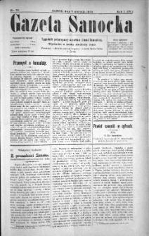 Gazeta Sanocka, 1904, nr 32