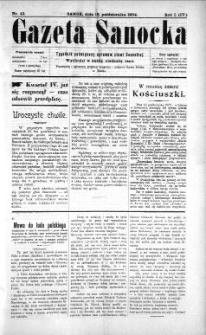 Gazeta Sanocka, 1904, nr 42
