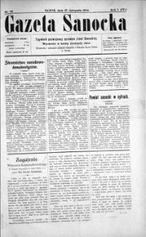 Gazeta Sanocka, 1904, nr 48