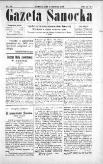 Gazeta Sanocka, 1905, nr 54