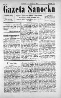 Gazeta Sanocka, 1905, nr 59