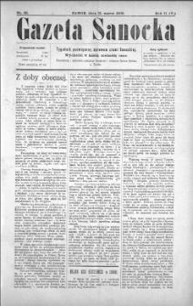 Gazeta Sanocka, 1905, nr 63