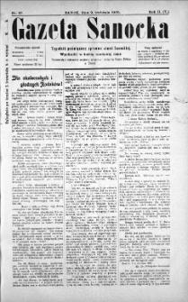 Gazeta Sanocka, 1905, nr 67