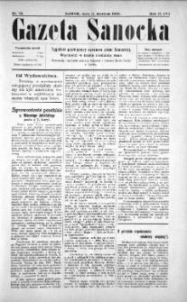 Gazeta Sanocka, 1905, nr 76