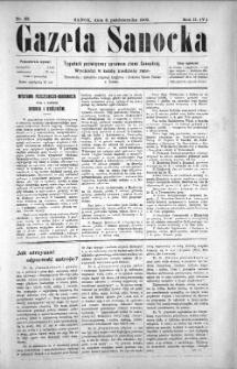 Gazeta Sanocka, 1905, nr 93