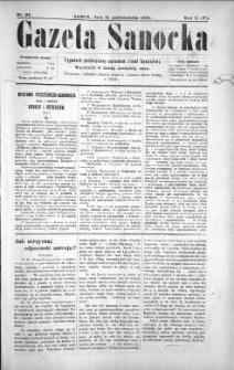 Gazeta Sanocka, 1905, nr 94