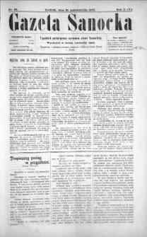 Gazeta Sanocka, 1905, nr 95