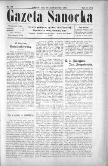 Gazeta Sanocka, 1905, nr 96