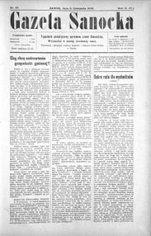 Gazeta Sanocka, 1905, nr 97