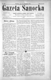 Gazeta Sanocka, 1905, nr 98