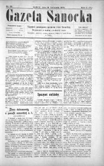 Gazeta Sanocka, 1905, nr 99