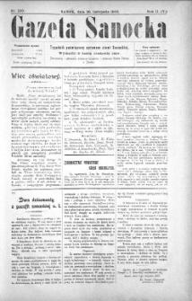 Gazeta Sanocka, 1905, nr 100