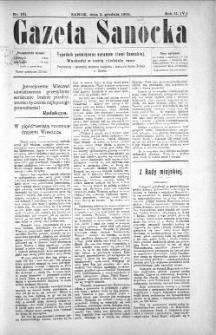 Gazeta Sanocka, 1905, nr 101
