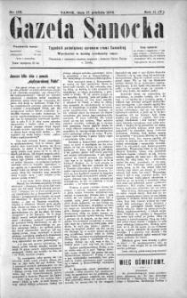 Gazeta Sanocka, 1905, nr 103