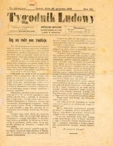 Tygodnik Ludowy : polityczno-społeczny, 1918, nr okazyjny