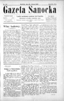 Gazeta Sanocka,1906, nr 113