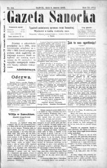 Gazeta Sanocka,1906, nr 114