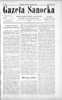 Gazeta Sanocka,1906, nr 115