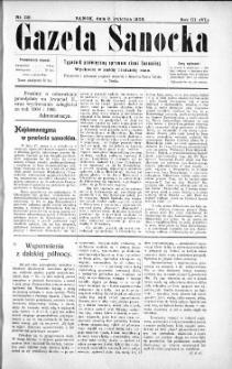 Gazeta Sanocka,1906, nr 119