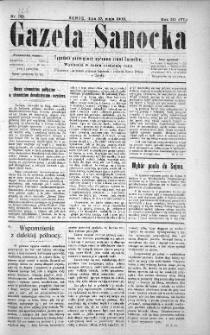 Gazeta Sanocka,1906, nr 126