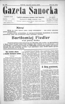 Gazeta Sanocka,1906, nr 128