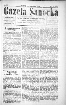 Gazeta Sanocka,1906, nr 140