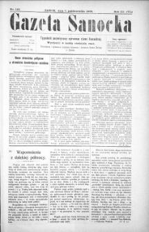 Gazeta Sanocka,1906, nr 145