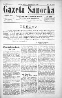 Gazeta Sanocka,1906, nr 146