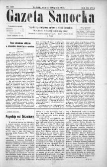 Gazeta Sanocka,1906, nr 149