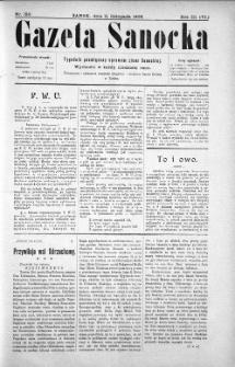 Gazeta Sanocka,1906, nr 150