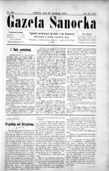 Gazeta Sanocka,1906, nr 152