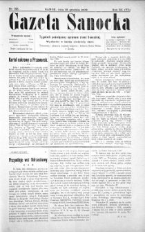 Gazeta Sanocka,1906, nr 155