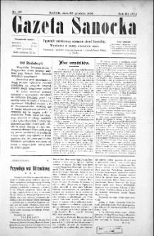 Gazeta Sanocka,1906, nr 157