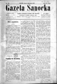 Gazeta Sanocka, 1907, nr 158