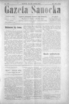 Gazeta Sanocka, 1907, nr 170