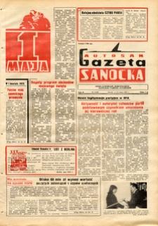 "Gazeta Sanocka ""Autosan"", 1975, nr 9-10"