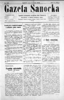 Gazeta Sanocka, 1908, nr 226