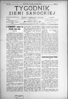 Tygodnik Ziemi Sanockiej, 1914, nr 26