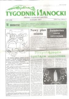 Tygodnik Sanocki, 1996, nr 3