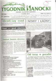Tygodnik Sanocki, 1996, nr 6