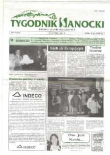 Tygodnik Sanocki, 1996, nr 8