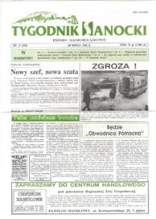Tygodnik Sanocki, 1996, nr 13
