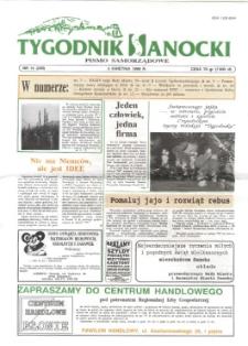 Tygodnik Sanocki, 1996, nr 14