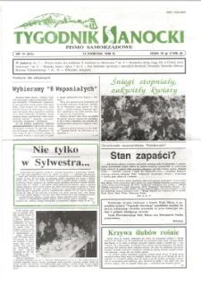 Tygodnik Sanocki, 1996, nr 15