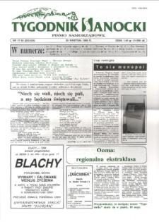 Tygodnik Sanocki, 1996, nr 17-18