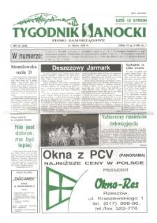 Tygodnik Sanocki, 1996, nr 22
