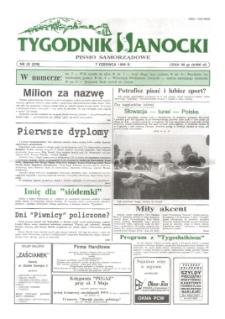 Tygodnik Sanocki, 1996, nr 23