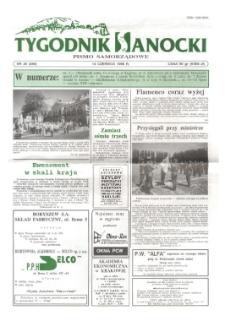 Tygodnik Sanocki, 1996, nr 24