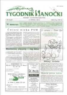 Tygodnik Sanocki, 1996, nr 25